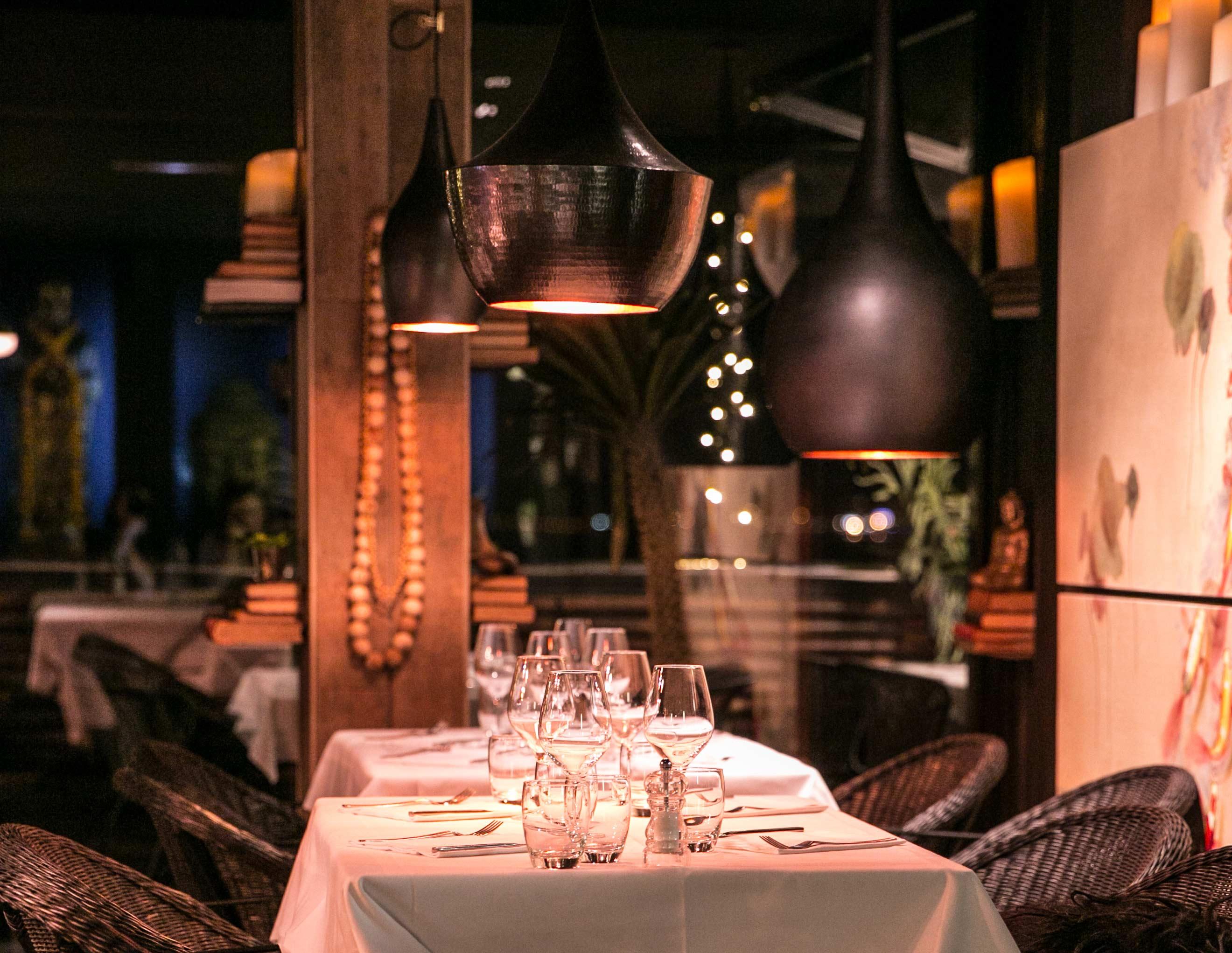 Ambiance Bord De Mer Chic restaurant ambiance asiatique chic - p.kitchen - pointe rouge